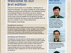 hrltesting – Newsletter Oct 2007