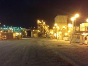 Remote Management of International Processing Plant
