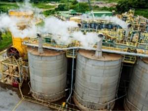 Las Lagunas Albion Process Plant