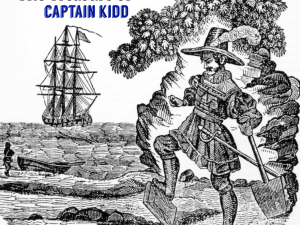 Finding Captain Kidd's Treasure