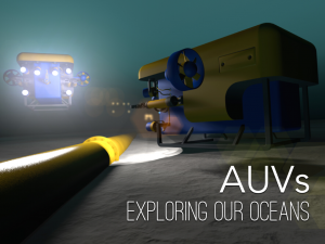 Employing Underwater Robots to Explore Our Oceans