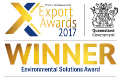 PREMIER OF QUEENSLAND'S EXPORT AWARDS (2017)