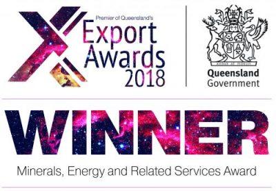 PREMIER OF QUEENSLAND'S EXPORT AWARDS (2018)