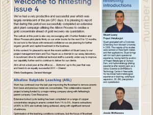 hrltesting – Newsletter Oct 2010