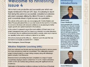 hrltesting – Newsletter Oct 2010