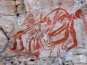 Science Preserves Ancient Rock Art