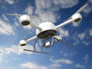 Drones Commencing Work in the Mining Sector
