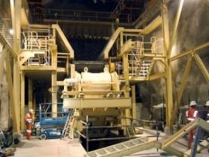 Moving the Crushing Process Underground