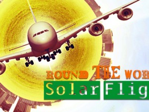 Round the World Solar Flight