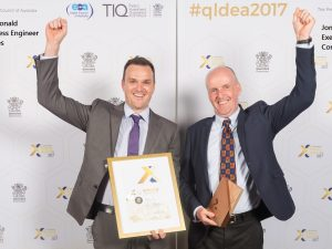 Core wins Queensland Export Award
