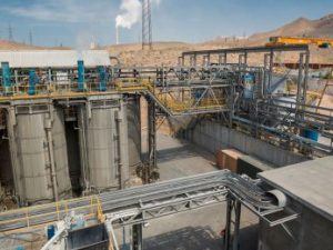 Massive gold recovery increase using Glencore Technology's Albion Process