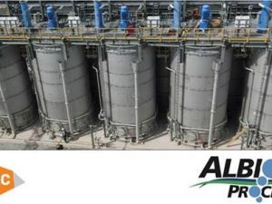 Invitation to Albion Process Workshop at PDAC